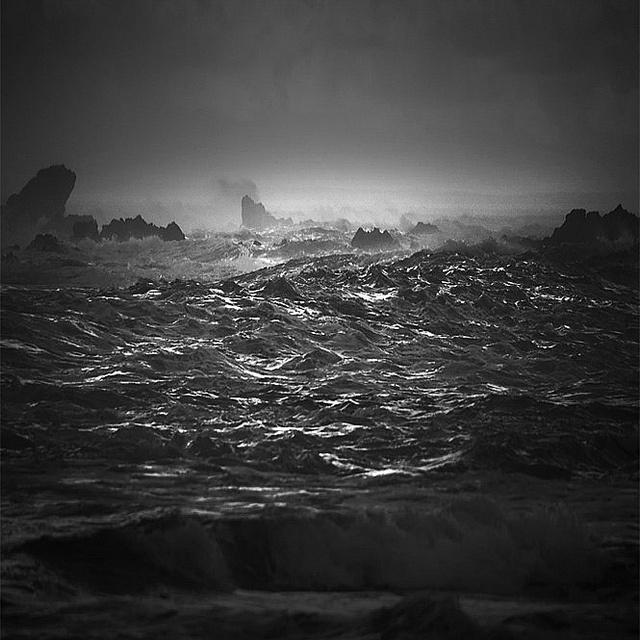 Raging Water by Hengki Koentjoro, via Flickr