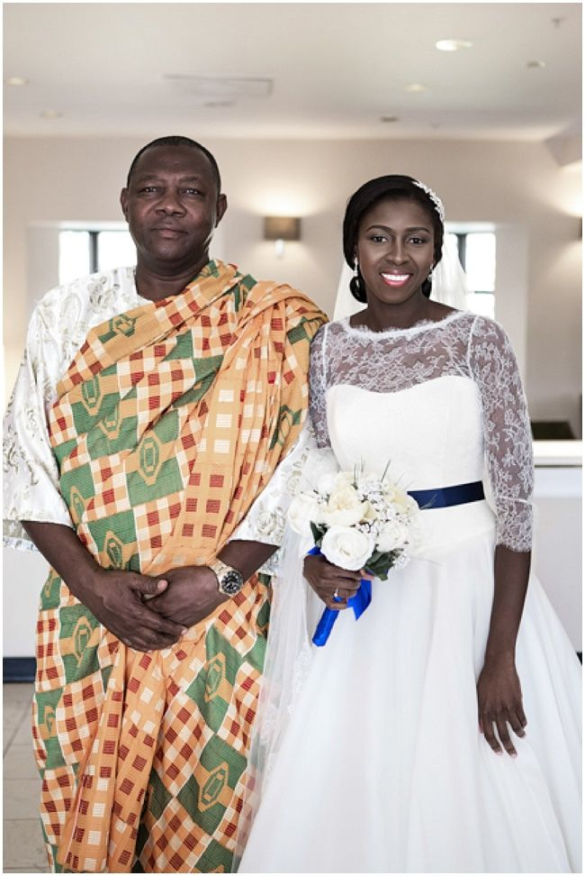 Beautiful British Scottish Ghanaian Family Filled Wedding by Cristina Rossi Photography - Nu Bride