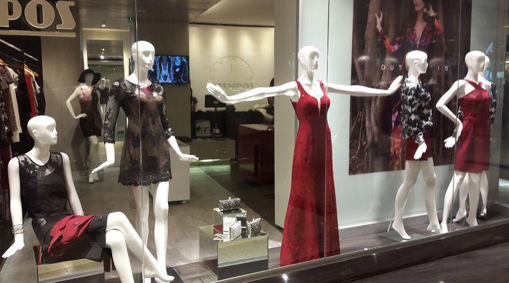 Vitrine Loja 2 Tempos Shopping Conjunto Nacional