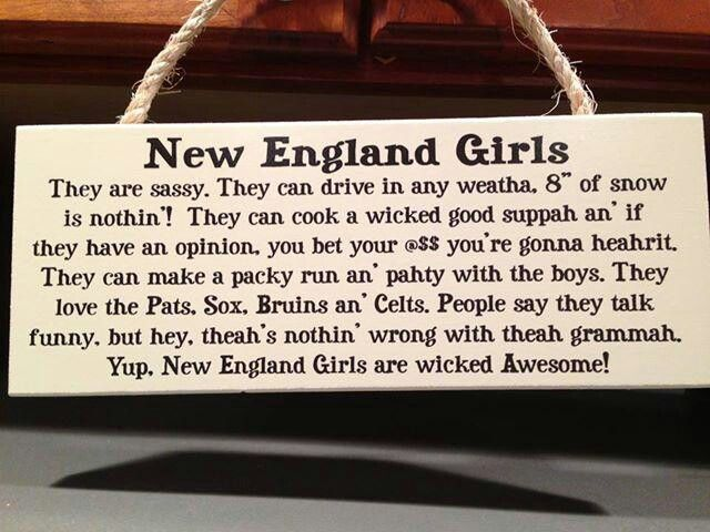 New England Quotes: 16 Best Wicked Funny (new England Humor) Images On