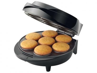 Máquina de Cupcake Pratic CK-01 - Mondial com as melhores condições você encontra no Magazine Siarra. Confira!
