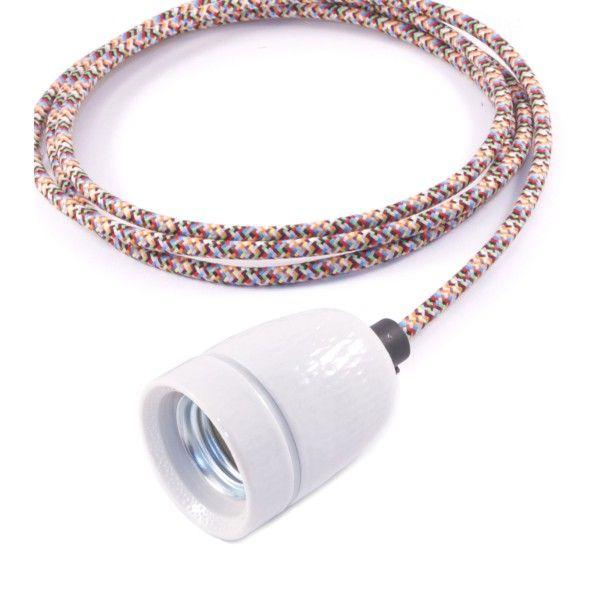 Draad en Fitting hanglamp | Het Lichtlab