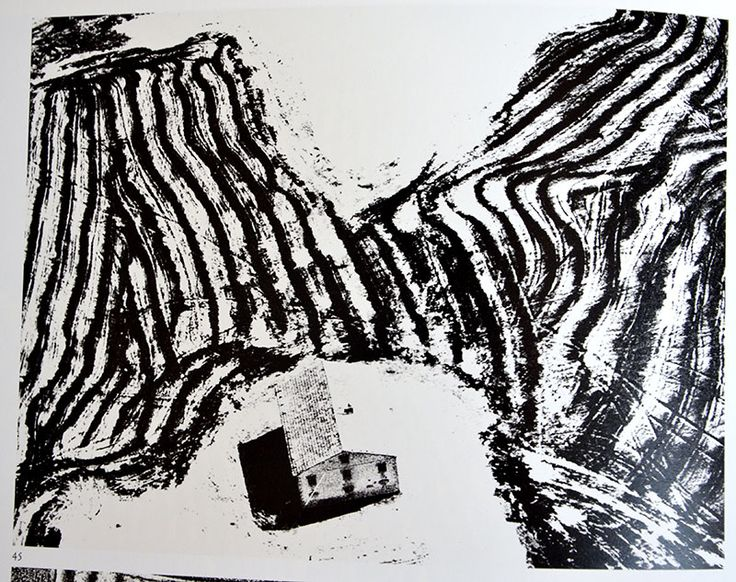 """""""( Giacomelli`s work) was born and developed in accordance with the conceptual and methodological directives of the Informal Art, first of all because it considered the individual element, every photograph, not as a finished product, a closed object in itself according to criteria of formal perfection, but as a part of a whole (the entire photographic corpus), a becoming whole that takes its meaning, form, and its vitality from the interrelationships of the individual elements that compose…"""