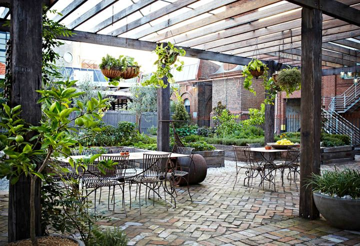 13 best Restaurant indoor terrace images on Pinterest | Decks ...