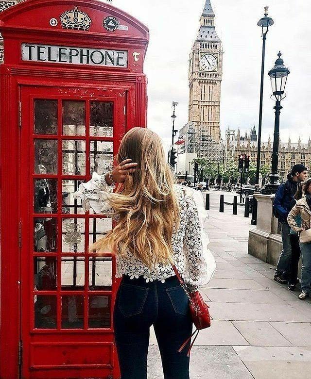 estos viejos puestos rojos son tan geniales Inglaterra. #england #travel #london #booths #US #r …