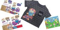 WIN an all-new Giggle & Hoot prize pack for boys