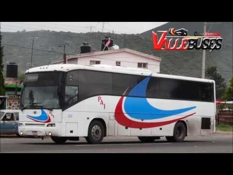 Autobuses Anáhuac (Grupo Estrella Blanca) - YouTube