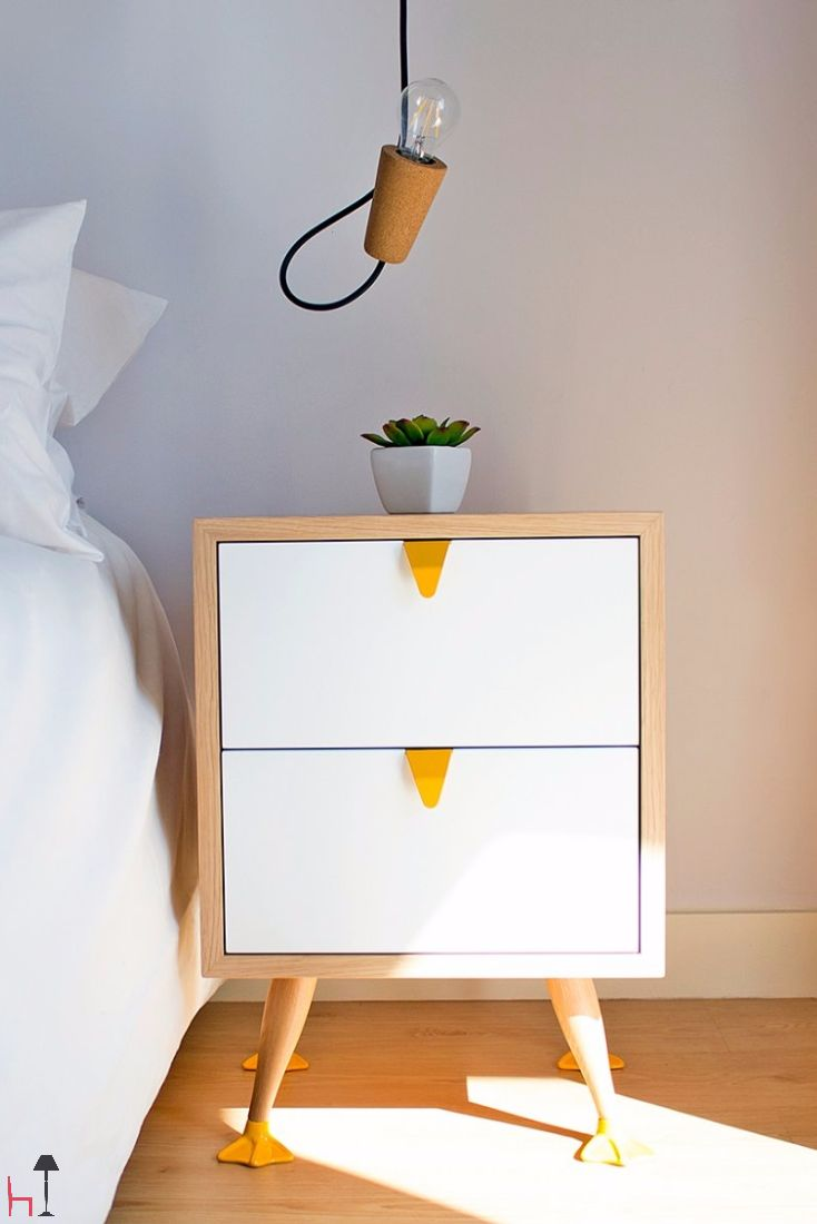 Best Bedside Tables 42 best bedside tables & chests of drawers images on pinterest