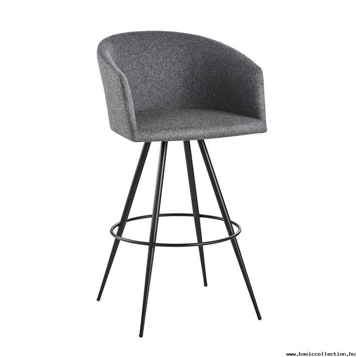 Baldev barstool #basiccollection #barstool #upholstered #horeca #furniture