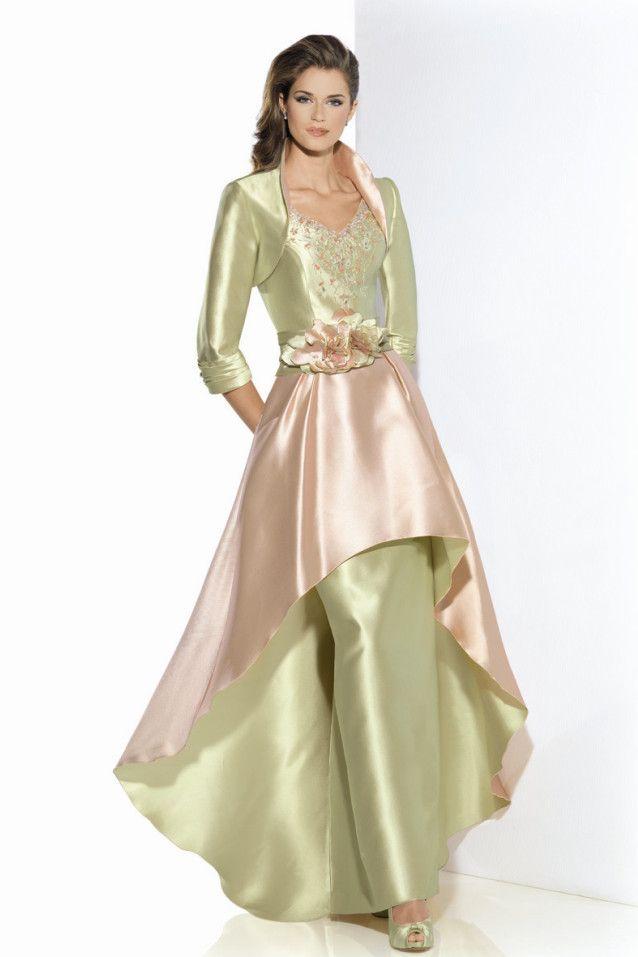 Vestido de madrina largo de Teresa Ripoll modelo 3229