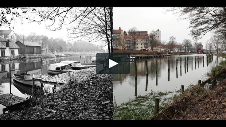 I Bäckstrands fotspår - fotoprojekt av Ulf Rehnholm   #haraldbäckstrand #torshälla700år #rehnholm #photo #art #torshälla