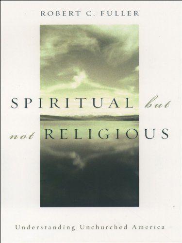 spiritual but not religious book review