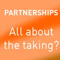 Partnerships that are all about the taking | Split Strategy
