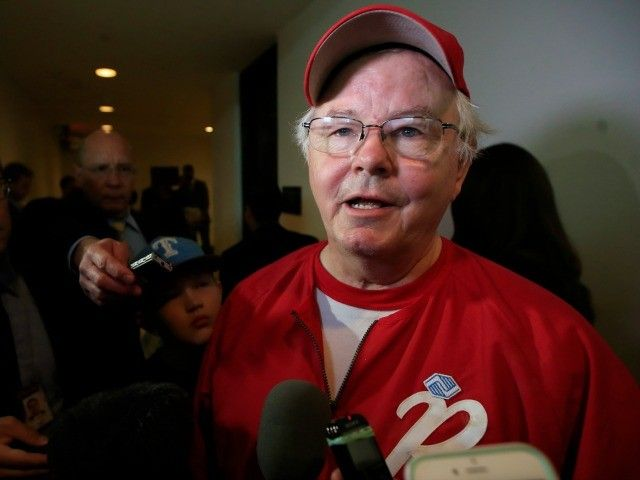 Rep. Joe Barton Threatened to Report Woman to Capitol Hill Police over Sexts