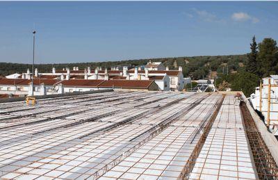 Construccion del Nuevo Archivo municipal Encinas Reales(Córdoba)