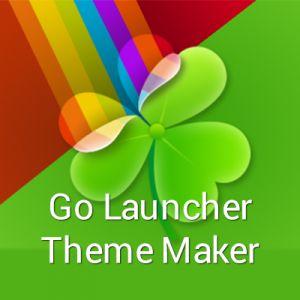 Bikin Theme Android Anti Mainstream dengan Go Launcher Theme Maker