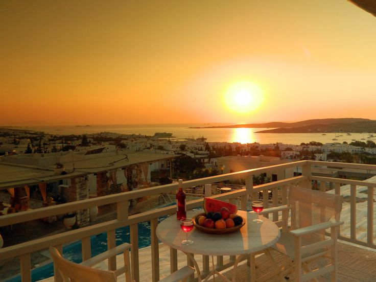 Hotel and Apartments Sunsetview Paros