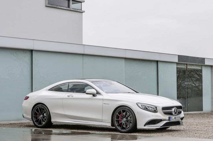 2015 Mercedes-Benz S-Class Coupe and S63 AMG Coupe: The Car