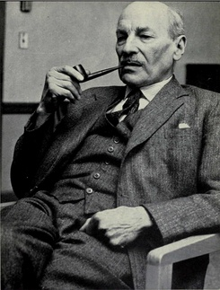 February 23, 1950 – United Kingdom general election, 1950 : The Labour Party, led by Clement Attlee remains in office but the Tories, led by Winston Churchill increase their seats in the House of Commons.