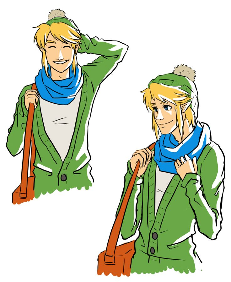 Komadoree Modern Hw Link In A Cute Hat And Scarf Uvu
