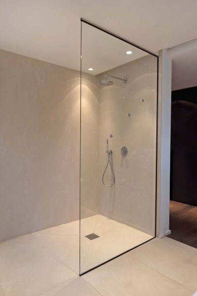 Aménagement suite parentale   salle de bain douche