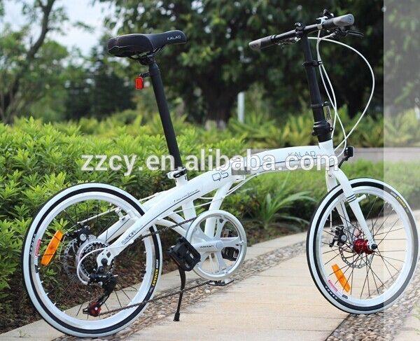 Barato 20 pulgadas bici plegable para la venta, Mini bicicleta plegable, plegadora de bicicleta de montaña con 6 velocidades