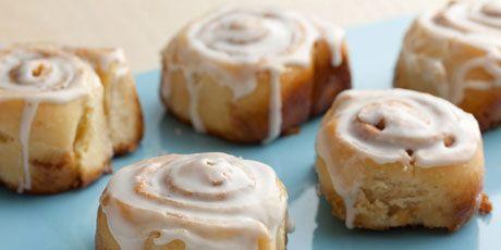 Overnight Cinnamon Rolls Recipes | Food Network Canada