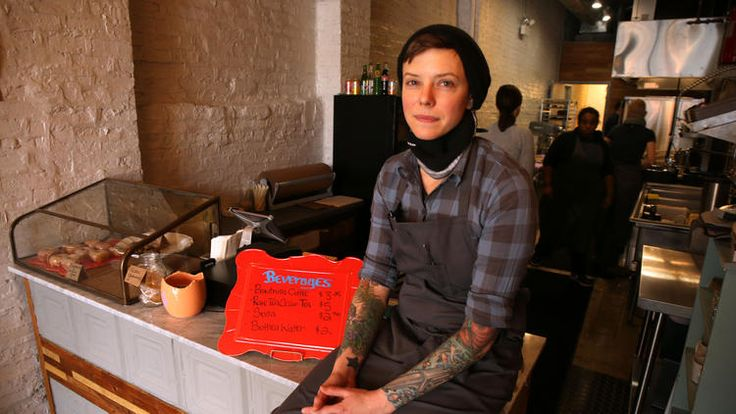 Chicago's Iliana Regan named one of best new chefs in America by Food & Wine magazine