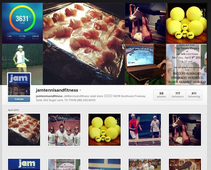 Jam Tennis and Fitness, Sugar Land, TX http//instagram