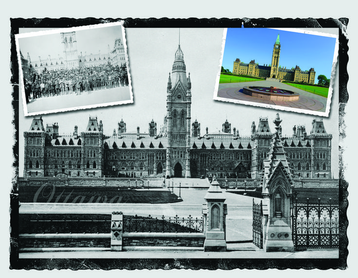 The Parliament Then and Now