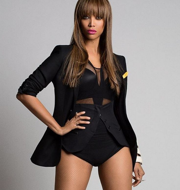 Tyra Banks On The Runway: 73 Best Images About Tyra On Pinterest