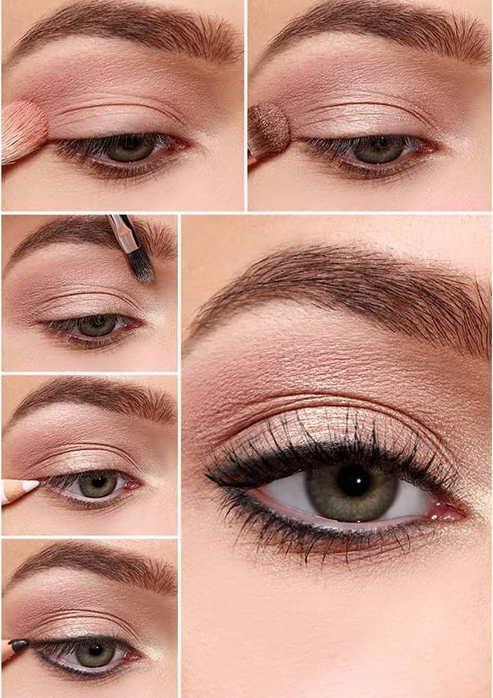 Enormt 55 Mesmerizing Christmas Makeup Ideas to Leave the Beholder NX05