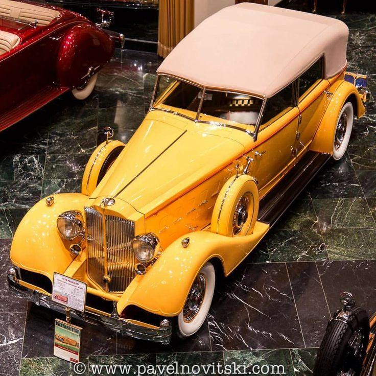 Beautiful 1934 Packard