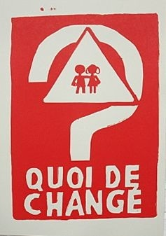 May 68: Street Posters from the Paris Rebellion   Apartment Therapy