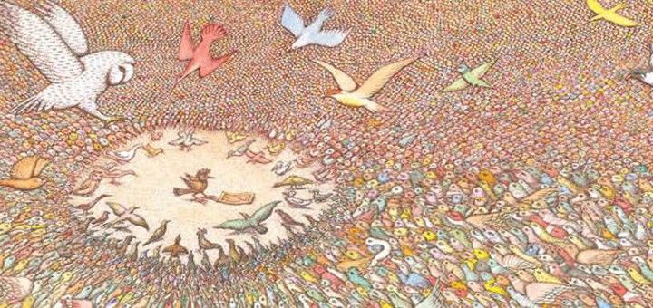 """Kuşlar Meclisi"" Oyunu Köy Köy Gezecek   724 KÜLTÜR SANAT http://724kultursanat.com/kuslar_meclisi_oyunu/"