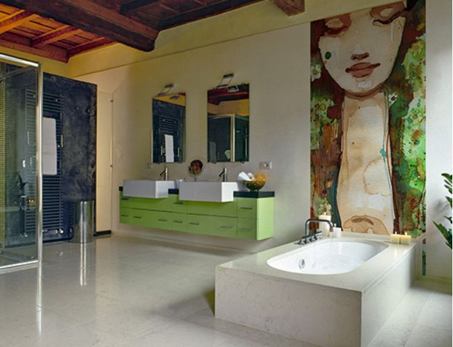 Fototapety z moimi akwarelami - bruniewska.com