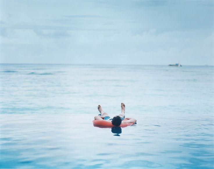 「透明感のある写真」で、デビュー当時から変わることがない市橋織江の写真展