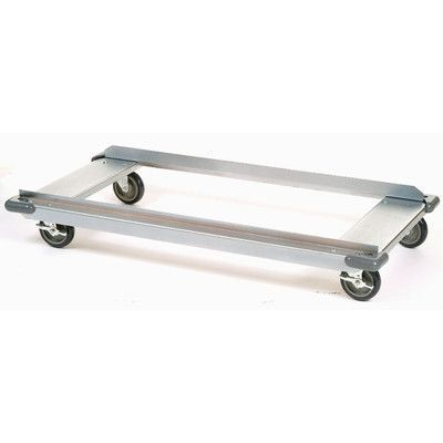 "Nexel Furniture Dolly Size: 12""H x 36""W x 24""D"
