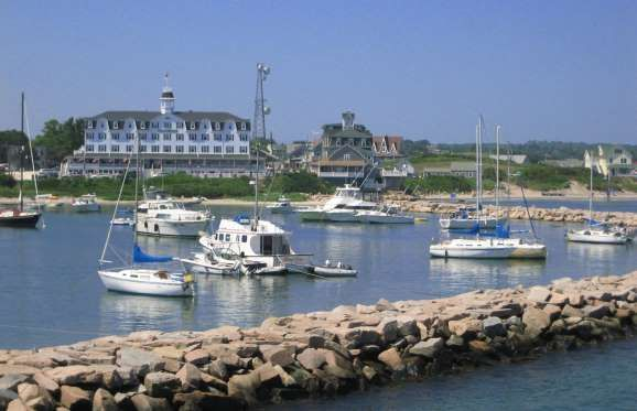 New Shoreham on Block Island is the smallest town in the smallest state in America. It's far quieter... - ESK Imagery/Shutterstock
