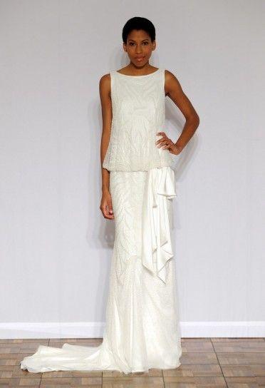 Vestito con top morbido Rosa Clar  Abiti da sposa - Wedding ...