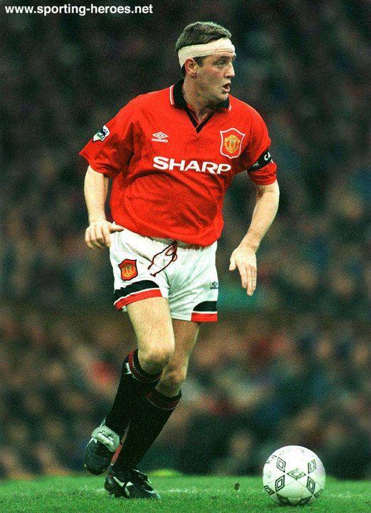 Steve Bruce, Manchester United