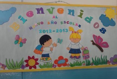 Decoracion de carteleras buscar con google escuela for Decoracion jardin maternal