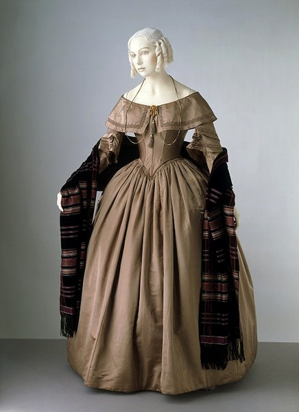 Scarf | 1840s