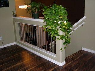 Stair Wall Trim