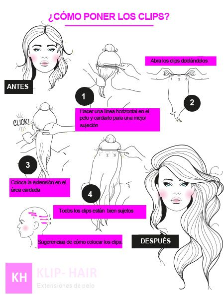 Preguntas frecuentes | Extensiones de pelo #ogxperu
