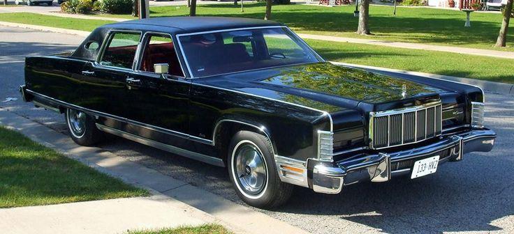 1976 Lincoln Continental Town Car