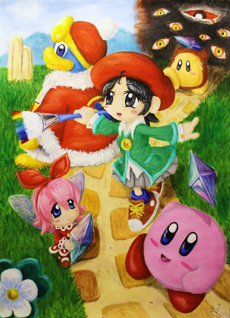 Kirby 64 was my first Kirby game and I think i've got it on my birthday, back then I wasn't familiar withthis little nintendo character, but i liked him from the first sight and he has been a...