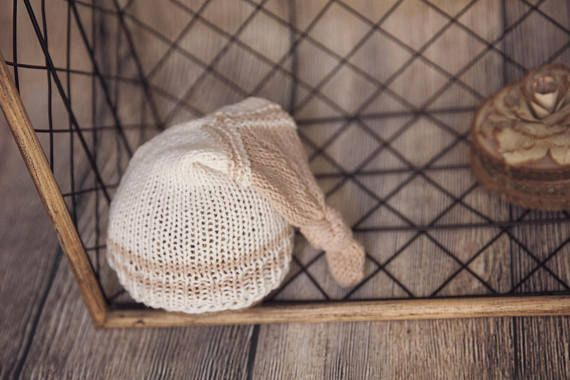 crochet hat for newborns newborn photography props knit