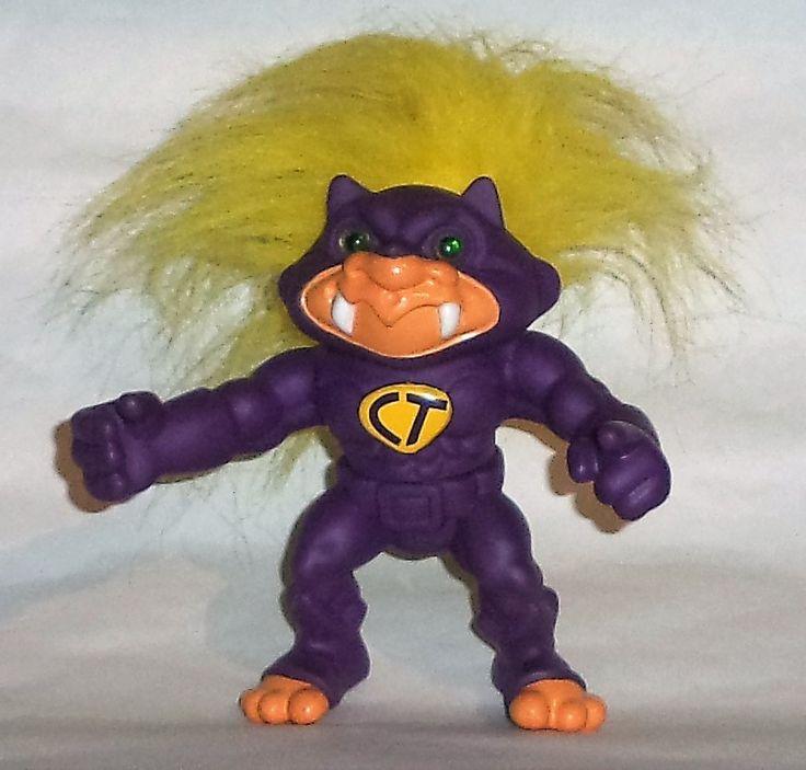 Count Trollula, Battle Trolls, Hasbro 1992.