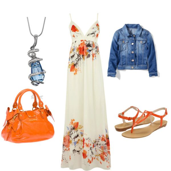 """Maxi Dress"" by jliz516 on Polyvore"